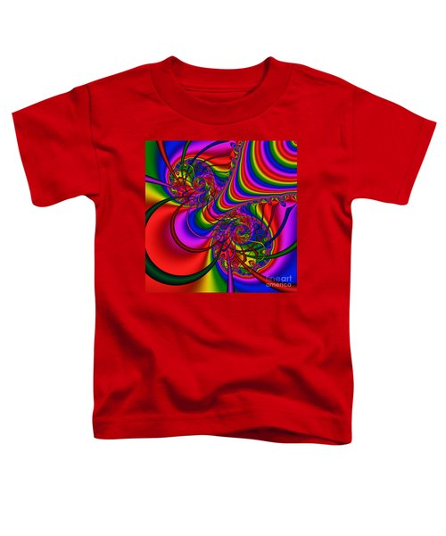 Abstract 511 Toddler T-Shirt