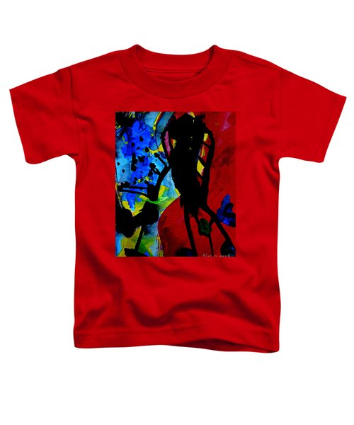 Abstract-7 Toddler T-Shirt