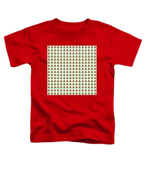 Abstract Square 118 Toddler T-Shirt
