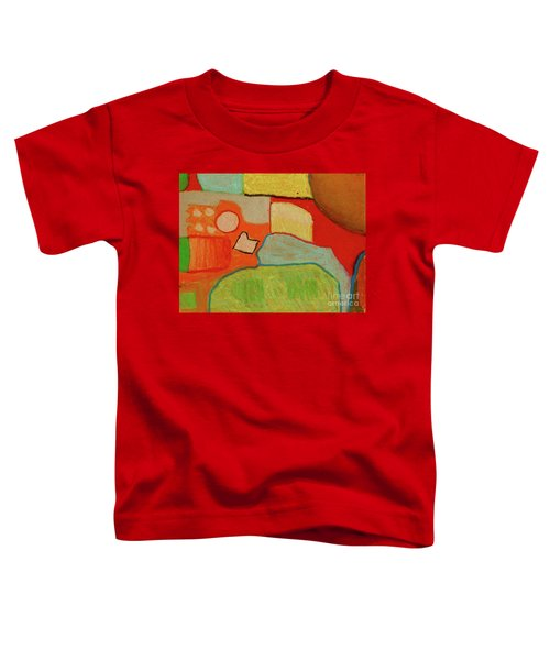 Abstraction123 Toddler T-Shirt