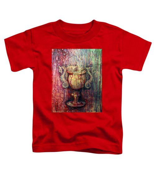Ace Of Cups Toddler T-Shirt