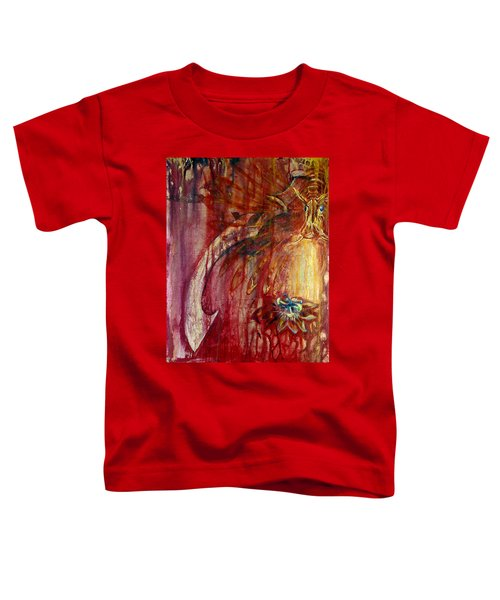 Ace Of Swords Toddler T-Shirt