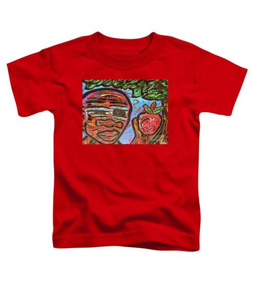 Adam's Apple Toddler T-Shirt