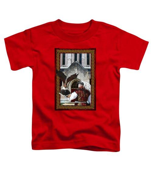 The Falconer Toddler T-Shirt