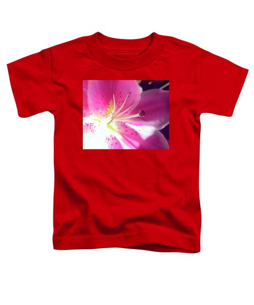 Aflame Toddler T-Shirt