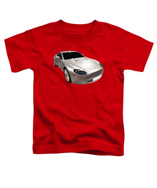 Am Sports Car Art Toddler T-Shirt