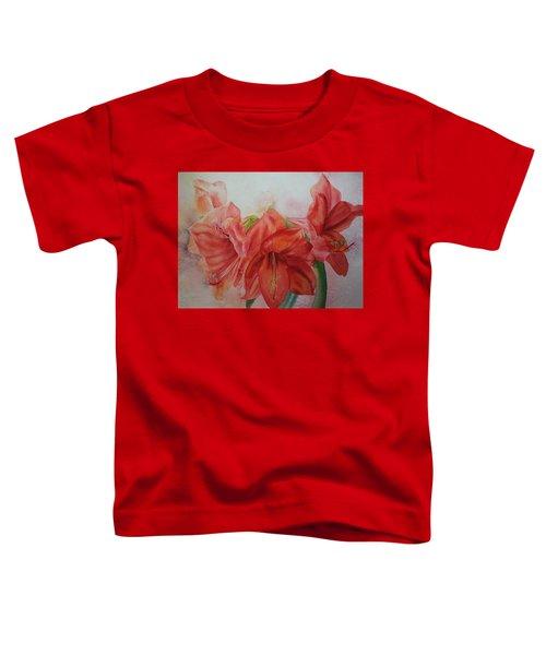 Amarylis Toddler T-Shirt