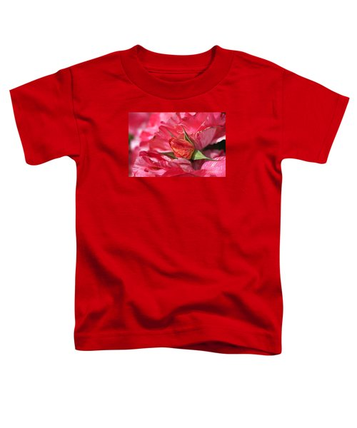 Amongst The Rose Petals Toddler T-Shirt