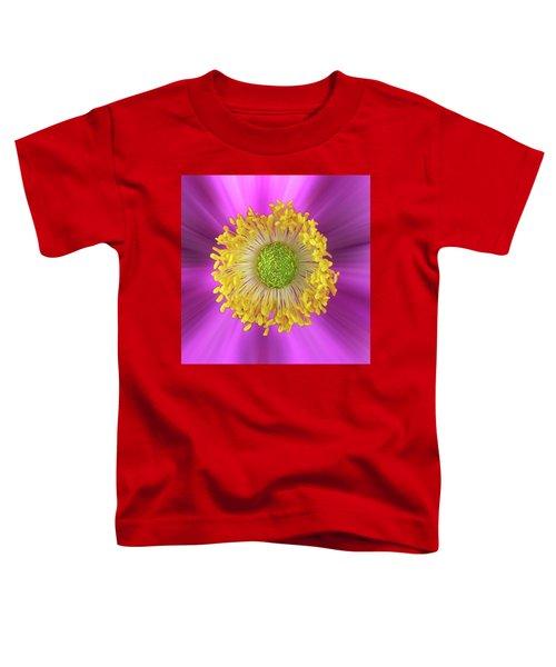 Anemone Hupehensis 'hadspen Toddler T-Shirt