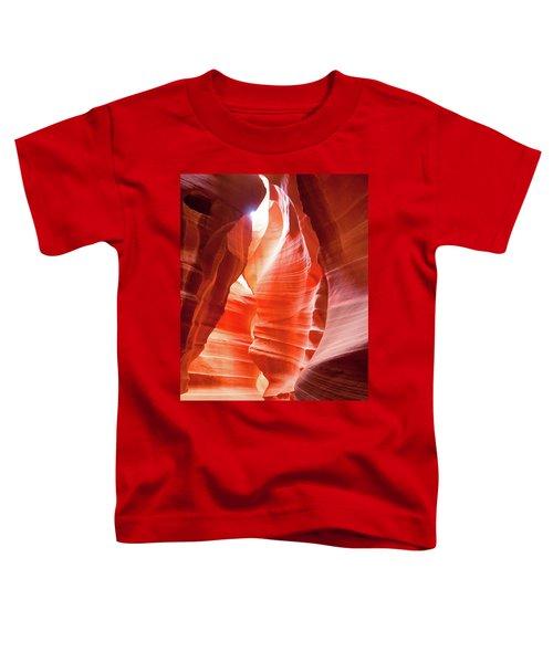 Antelope Canyon 2 Toddler T-Shirt
