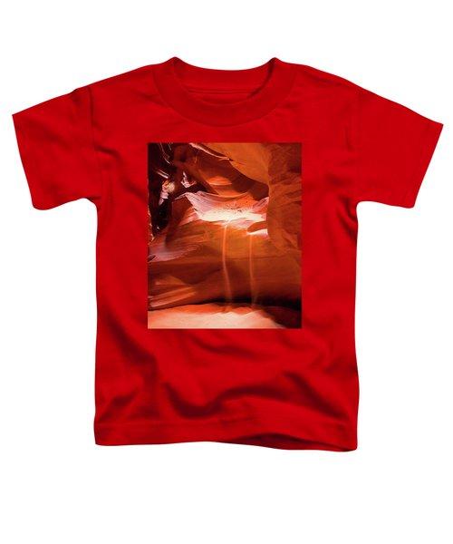 Antelope Canyon - The Falls Toddler T-Shirt