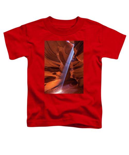 Antelope Lightshaft II Toddler T-Shirt