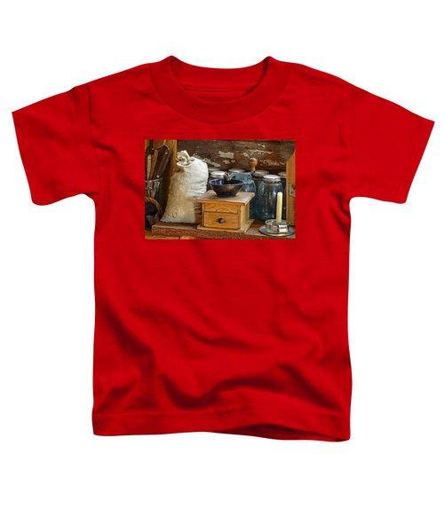 Antique Grinder Toddler T-Shirt