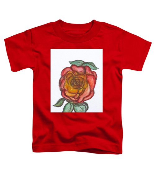 Art Doodle No. 30 Toddler T-Shirt