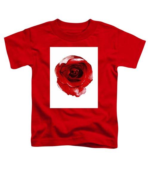 Artpaintedredrose Toddler T-Shirt