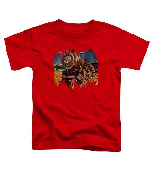 Old 44 Toddler T-Shirt by Thom Zehrfeld