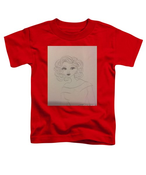 Ashley Barbour Toddler T-Shirt