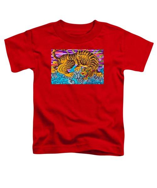 Asphalt Jungle Toddler T-Shirt