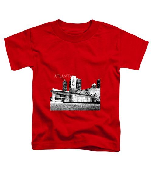 Atlanta World Of Coke Museum - Dark Red Toddler T-Shirt