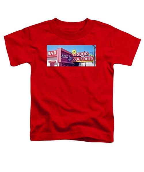 Atomic Liquors Toddler T-Shirt