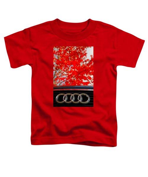 Audi Toddler T-Shirt