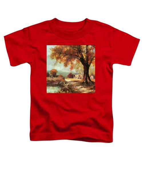 Autumn Dreams Toddler T-Shirt