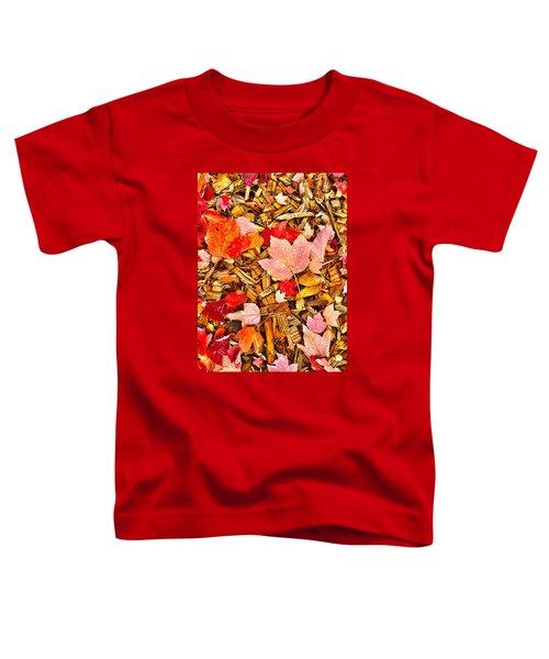 Autumn Potpourri Toddler T-Shirt
