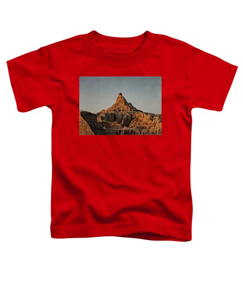 Badlands At Sunrise Toddler T-Shirt