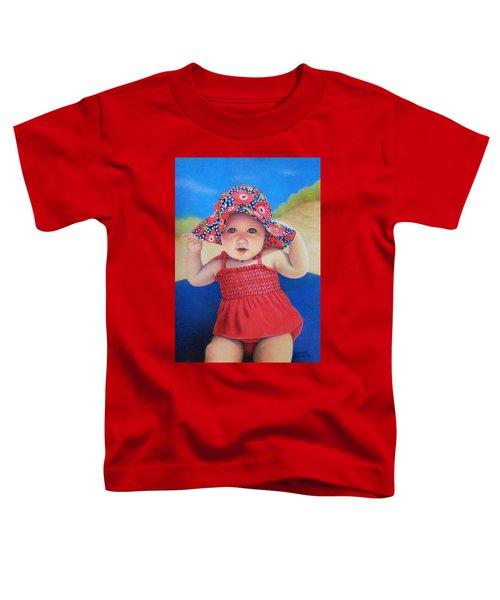 Beach Baby Toddler T-Shirt
