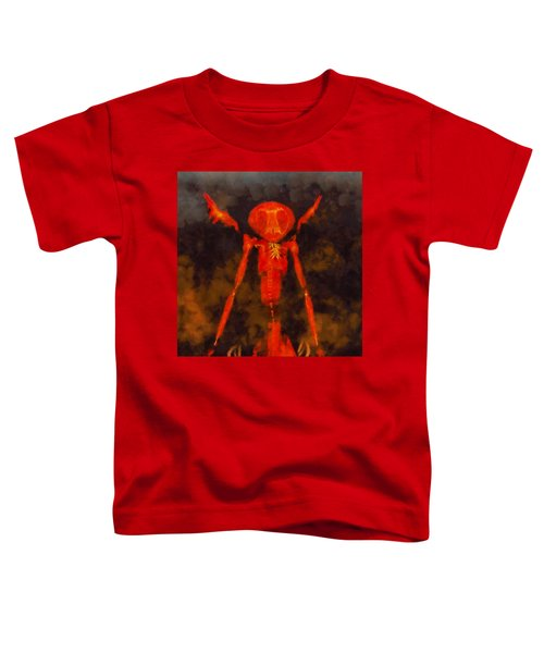 Beast Of Hell Toddler T-Shirt