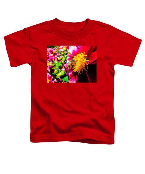Beauty Of The Nature Toddler T-Shirt