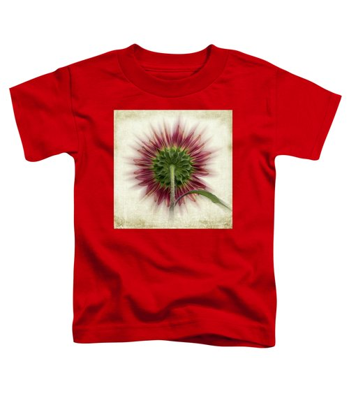 Behind The Sunflower Toddler T-Shirt