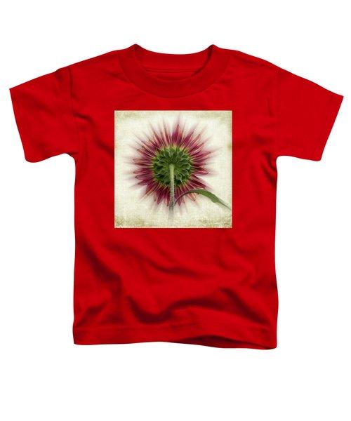 Behind The Sunflower Toddler T-Shirt