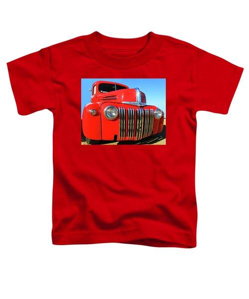Big Red Toddler T-Shirt