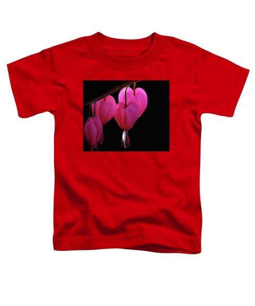 Bleeding Heart Toddler T-Shirt