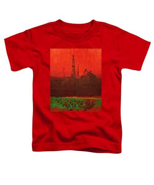 Blood Of Mother Earth Toddler T-Shirt