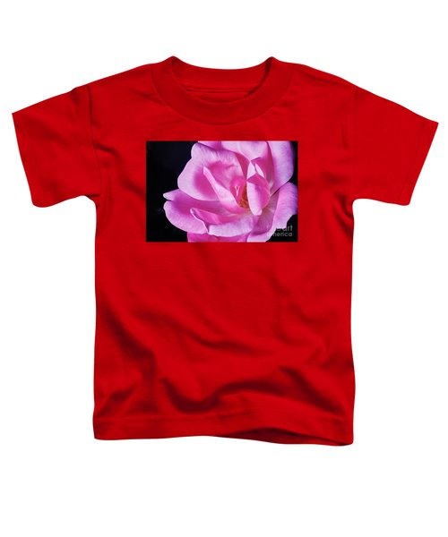 Blooming Rose Toddler T-Shirt