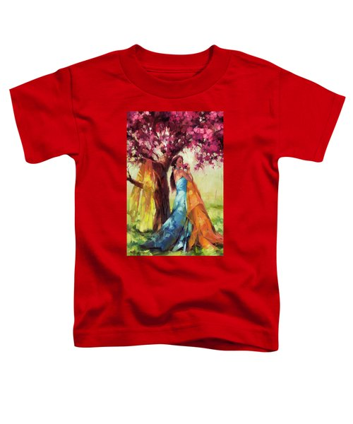 Blossom Toddler T-Shirt