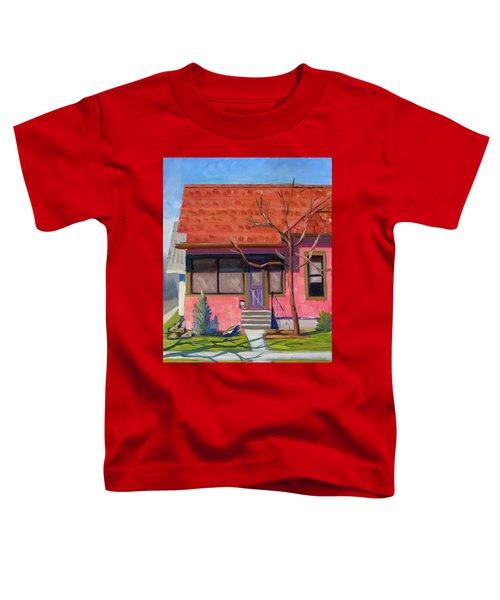 Boise Ridenbaugh St 02 Toddler T-Shirt