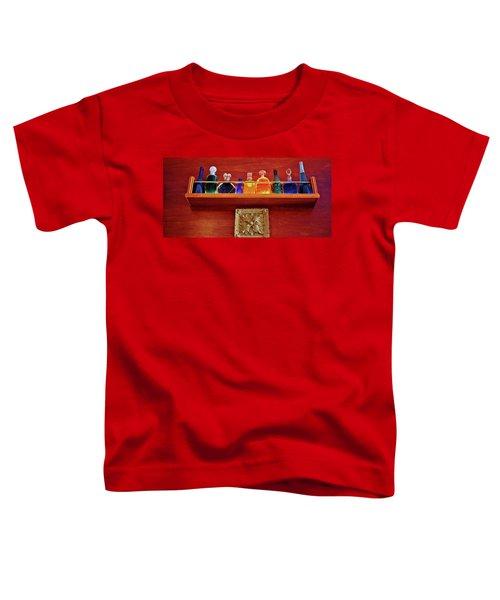 Bottle Styles Toddler T-Shirt