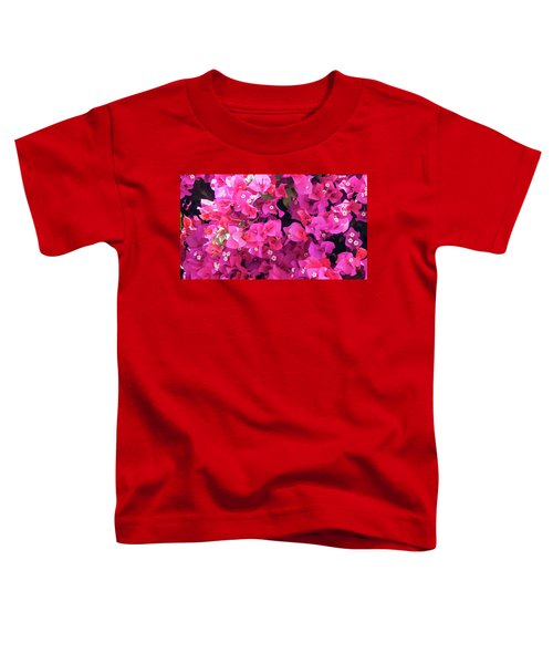 Bougainvillea Toddler T-Shirt