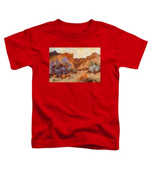 Box Canyon Toddler T-Shirt