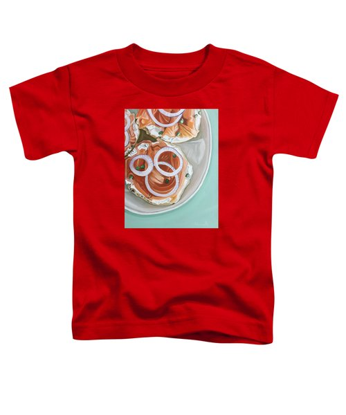 Breakfast Delight Toddler T-Shirt