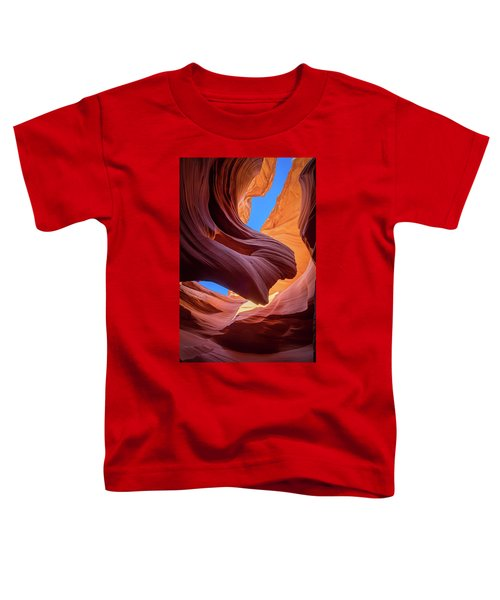 Breeze Of Sandstone Toddler T-Shirt