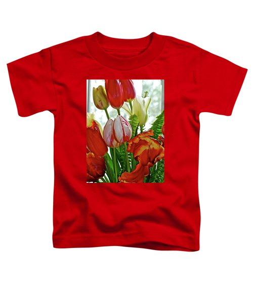 Bright Bouquet Toddler T-Shirt