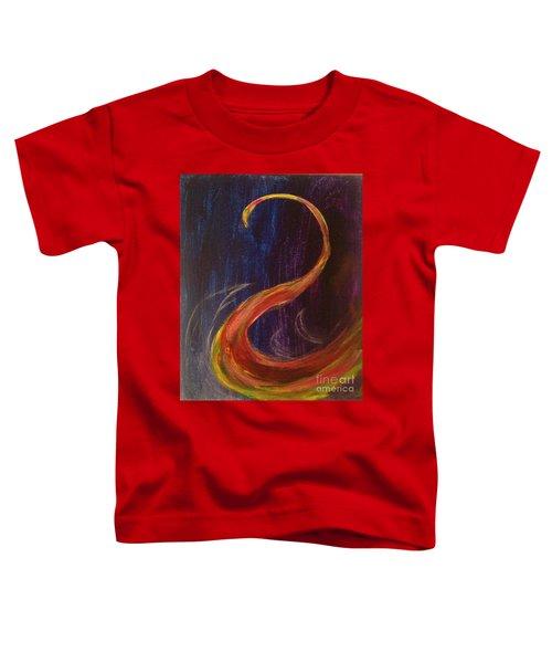 Bright Swan Toddler T-Shirt