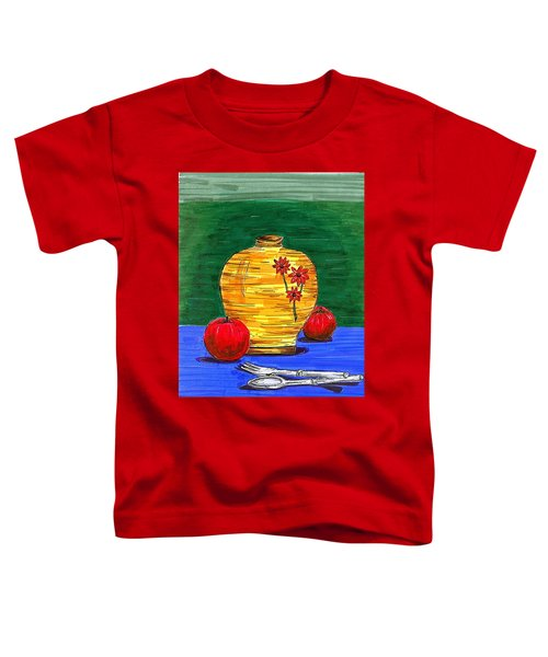 Brunch Toddler T-Shirt