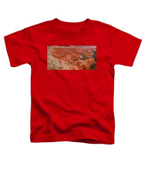 Bryce Canyon Megapixels Toddler T-Shirt