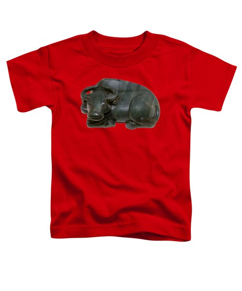 Bull Figure Toddler T-Shirt
