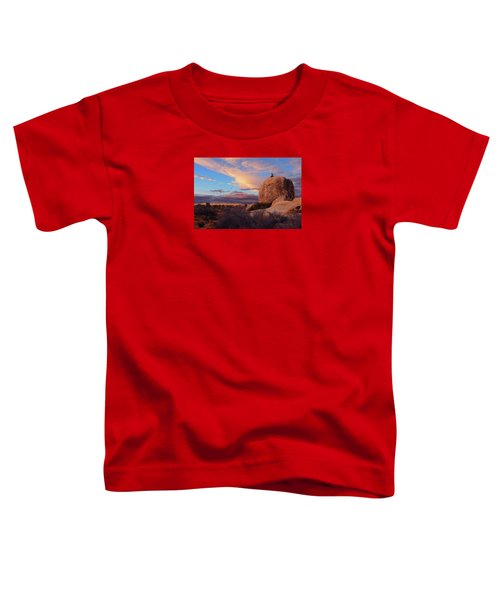 Burning Daylight Toddler T-Shirt
